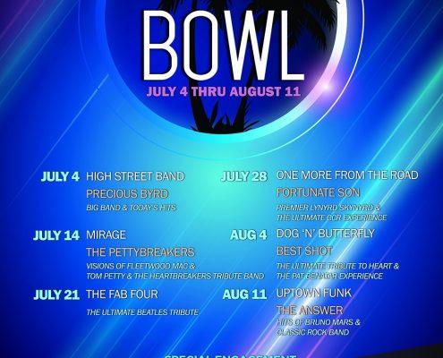 Starlight Bowl Poster