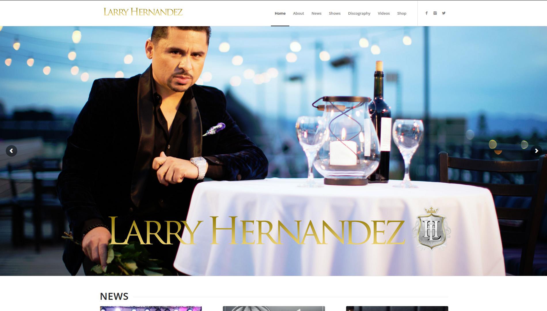 Larry Hernandez