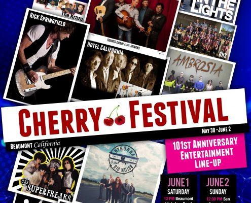 2019 Cherry Festival